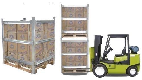 Rack metálico para armazenagem