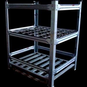 Fabricante de rack metálico