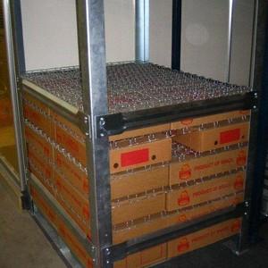 Rack aramado gaiola
